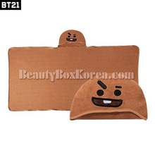 BT21 Hooded Towel 1ea,BT21