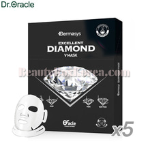 DR.ORACLE Dermasys Diamond V Mask 35g*5ea,ORACLE