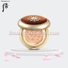 THE HISTORY OF WHOO Cheongidan Hwahyun Essence Cushion SPF50+ PA+++ 15g*2ea,THE HISTORY OF WHOO