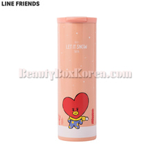LINE FRIENDS Winter BT21 Stainless Tumbler 460ml 1ea,LINE FRIENDS