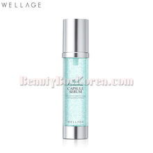 WELLAGE Real Hyaluronic Capsule Serum 50ml,HUGEL