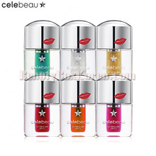 CELEBEAU Super Glam Lip Oil 3.2g,celebeau