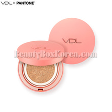 VDL Expert Tone-Up Cushion SPF20 PA++ 15g*2ea[PANTONE 19], VDL