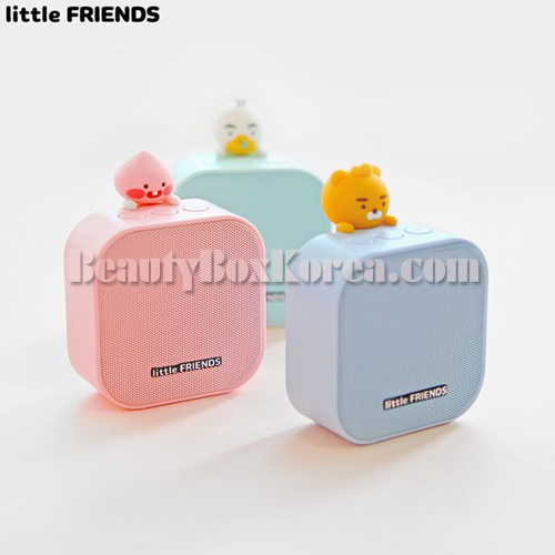 KAKAO FRIENDS little Friends Figure Blutooth Speaker 1ea,KAKAO FRIENDS