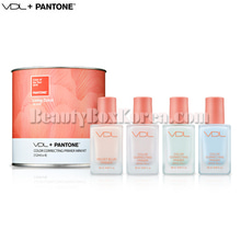 VDL Color Correcting Pimer Mini Kit 4items[PANTONE 19], VDL