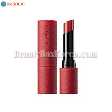 THE SAEM Kissholic Lipstick Semi Matte 4.1g,THE SAEM