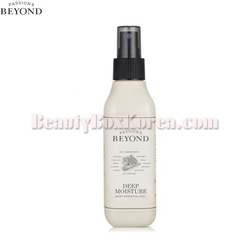 BEYOND Deep Moisture Body Mist 100ml,BEYOND