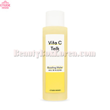 ETUDE HOUSE Vita C Talk Boosting Water 150ml,ETUDE HOUSE