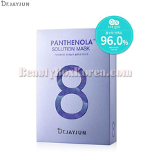 DR.JAYJUN Panthenola Solution Mask 25ml*10ea,JAYJUN COSMETIC