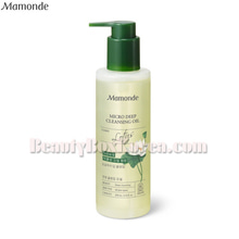 MAMONDE Micro Deep Cleansing Oil 200ml,MAMONDE