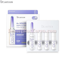DR.JAYJUN Ac-Solution Ampule Effector 5ml+Refill 5ml*3ea,JAYJUN COSMETIC
