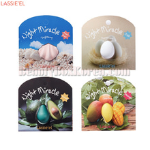 LASSE'EL Night Miracle Sleeping Mask 4g,LASSE'EL