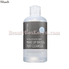 FILLIMILLI Make Up Brush&Puff Cleanser 250ml,FILLIMILLI