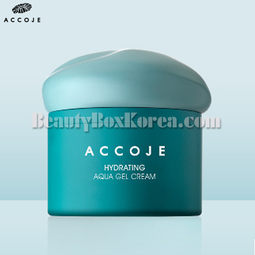 ACCOJE Hydrating Aqua Gel Cream 50ml,ACCOJE