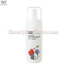 TN BT21 AC Control Bubble Cleansing Foam 160ml,TN