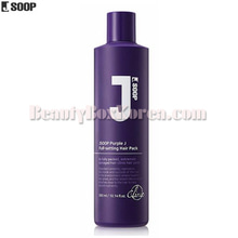 JSOOP Purple J Full Setting Hair Pack 300ml,JSOOP