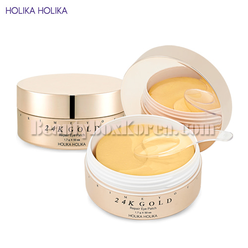HOLIKA HOLIKA Prime Youth 24K Gold Repair Eye Patch 50ea 85g,HOLIKAHOLIKA