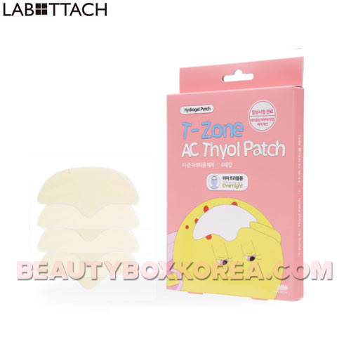 LABOTTACH Sleepy Moon T-Zone AC Thyol Patch 4sheets,Own label brand