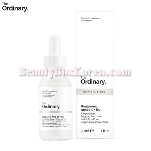THE ORDINARY Hyaluronic Acid 2% + B5 30ml, The Ordinary