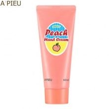 A'PIEU Sweet Peach Hand Cream 60ml,A'Pieu