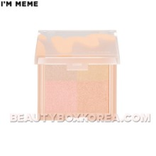 MEMEBOX I'M MEME I'M Multi Square 002 All About Strobing 10g,MEME BOX