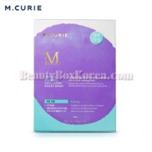 M.CURIE Gentle Balance Cellulose Sheet Mask 25g*7ea,Other Brand