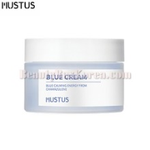 MUSTUS Blue Cream 45ml,MUSTUS