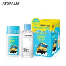 ATOPALM Outdoor Sun Milk Special Set 2items,ATOPALM