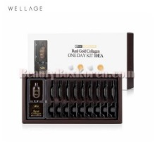 WELLAGE Gold Collagen 1-Day Kit 10ea,WELLAGE