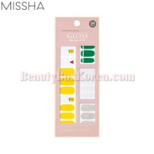 MISSHA DASHING DIVA Gloss Gel Nail Strip 1ea [2019 S/S],MISSHA
