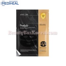 MEDIHEAL Md. Lab Charcoalclay 2Step Peelab Mask 17ml+3ml,MEDIHEAL