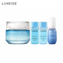 LANEIGE Water Bank Hydro Cream EX Special Set 4items,LANEIGE