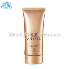 ANESSA Perfect UV sunscreen Skincare gel SPF50+ PA++++ 90g,ANESSA