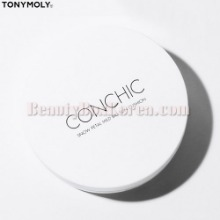 TONYMOLY Conchic Snow Petal Mild Big Sun Cushion SPF50+ PA++++ 25g,TONYMOLY
