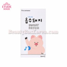 ETUDE HOUSE Sweat Patch 20sheets [Online Excl.],ETUDE HOUSE