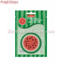 PUREDERM Ultra Nourishing WaterMelon Pads 13g 10sheets,PUREDERM