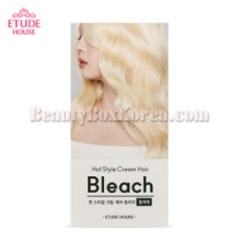 ETUDE HOUSE Hot Style Cream Hair Bleach NEW 25g+75ml,ETUDE HOUSE