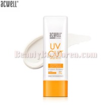 ACWELL UV Cut Waterproof Sun Cream SPF50+ PA++++ 50g