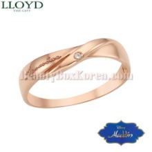 LLOYD Carpet Couple Ring 1ea LRW19035T [LLOYD x ALADDIN][Couple Ring Collection],Beauty Box Korea