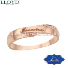 LLOYD Aladdin Jasmine Couple Ring 1ea LRW19036T [LLOYD x ALADDIN][Couple Ring Collection]