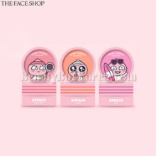 THE FACE SHOP Apeach Pastel Cushion Blusher 6g [THE FACE SHOP X KAKAO FRIENDS]