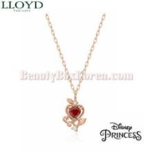 LLOYD Snow White Necklace 1ea LNT19031T [LLOYD X DISNEY Princess],Beauty Box Korea