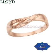 LLOYD Carpet Couple Ring 1ea LRM19035T [LLOYD x ALADDIN][Couple Ring Collection],Beauty Box Korea