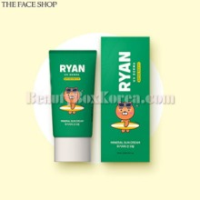 THE FACE SHOP Dr.Belmeur Ryan Mineral Sun Cream SPF48 PA+++ 70ml [THE FACE SHOP X KAKAO FRIENDS]
