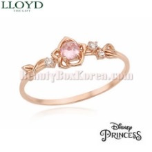 LLOYD Beauty and the Beast Belle Motive Ring 1ea LRT19032T [LLOYD X DISNEY Princess],Beauty Box Korea