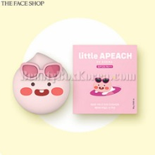 THE FACE SHOP Dr.Belmeur Little Apeach UV Derma Baby Mild Sun Cushion SPF28 PA++ 15g [THE FACE SHOP X KAKAO FRIENDS]