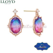 LLOYD Jasmine Earrings 1pair LPTJ4013T [LLOYD x ALADDIN][Jasmine Collection],Beauty Box Korea