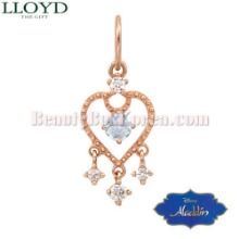 LLOYD Ethnic Jasmine 10K Gold Pendant 1ea LPT19002T [LLOYD x ALADDIN][Jasmine Collection],Beauty Box Korea