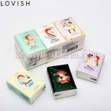 LOVISH Anne of Green Gables Pure Pocket Tissue 10pcs*6ea [LOVISH X Anne of Green Gables]