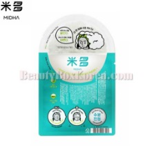 MIDHA Rice Cream Topping Mask 16g